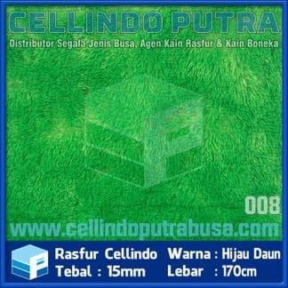 rasfur cellindo warna hijau daun
